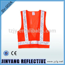 reflective mesh safety vest without LED
